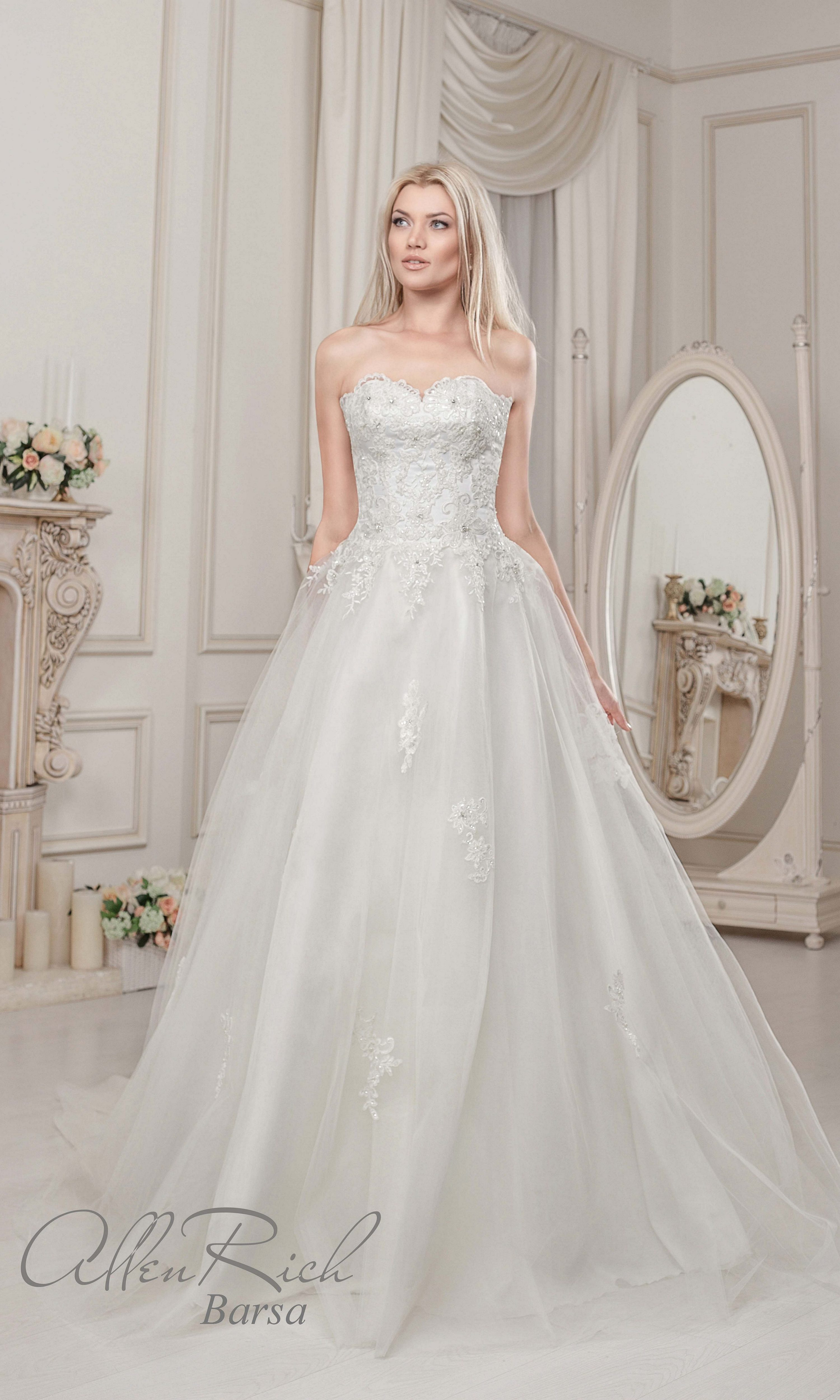 Barsa wedding dress