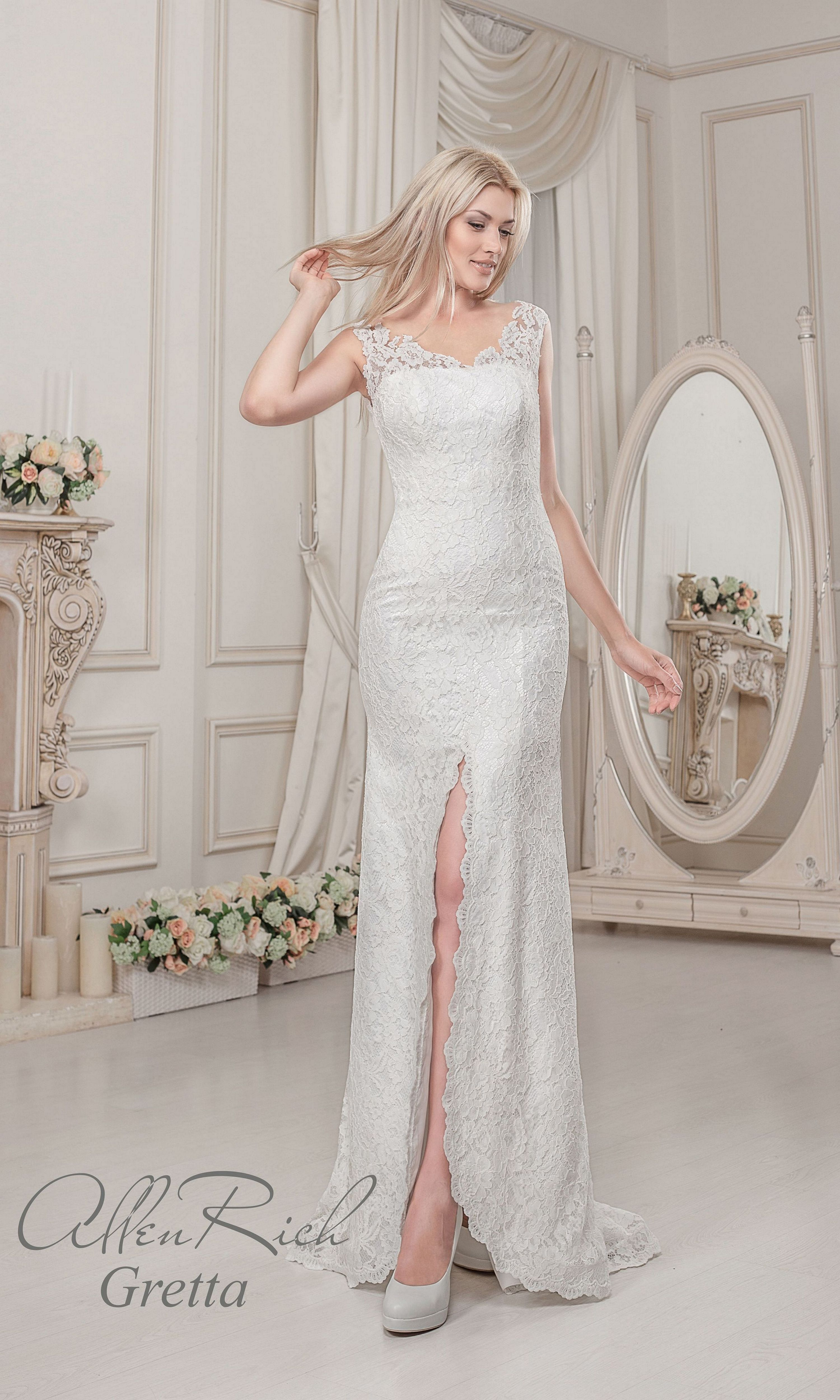 Gretta wedding dress