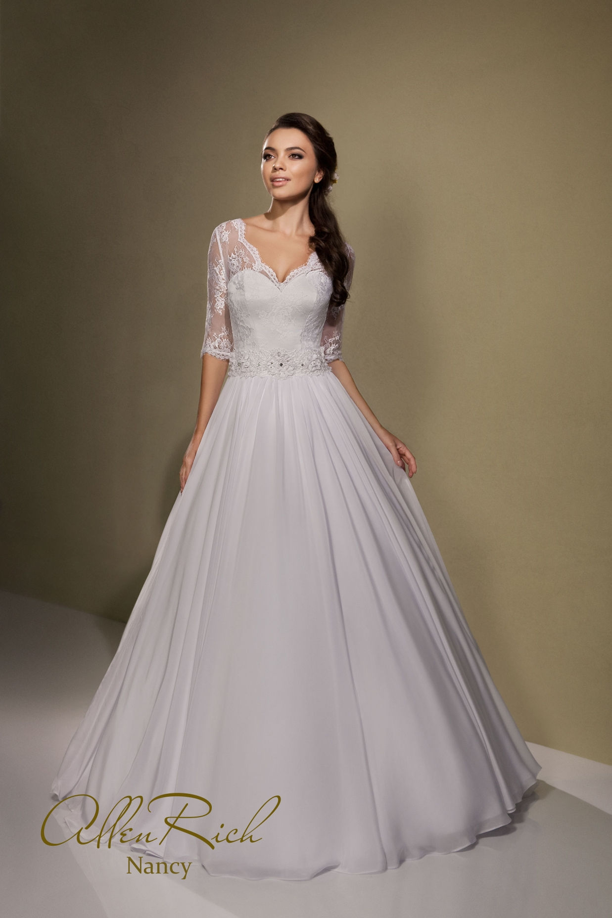 Nancy wedding dress